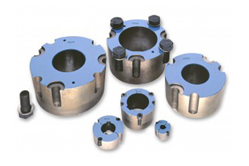 Manufacturers of sprockets, gears, worm reducers, electric motors, pulleys, taper bushes, geared motors, brake motors, forged bevel gears, agricultural chains, suppliers, exporters in China. Bushes & Hubs
