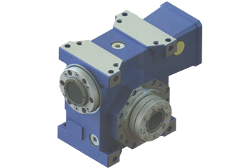 JDLB series right angle servo worm gearheads