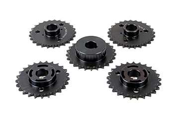 Manufacturers of sprockets, gears, worm reducers, electric motors, pulleys, taper bushes, geared motors, brake motors, forged bevel gears, agricultural chains, suppliers, exporters in China. Sprockets