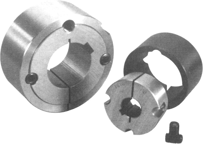 Bushings and hubs Taper Bore adapters