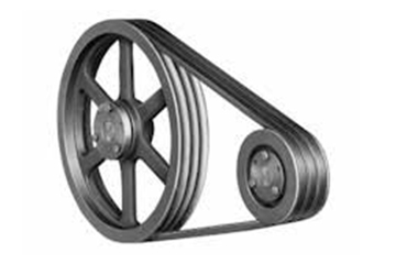 Manufacturers of sprockets, gears, worm reducers, electric motors, pulleys, taper bushes, geared motors, brake motors, forged bevel gears, agricultural chains, suppliers, exporters in China. V Pulleys