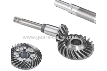 Forging Bevel Gear