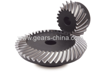 Forging Spiral Bevel Gear