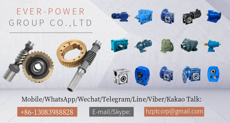 S Custom made in China  replacement parts  in Salvador Brazil Series Worm Gear Reducer for Cement Plant with top quality