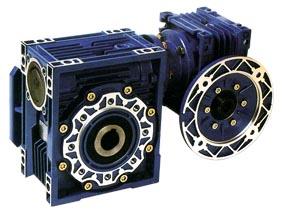 Combination Worm Gear Units Combination