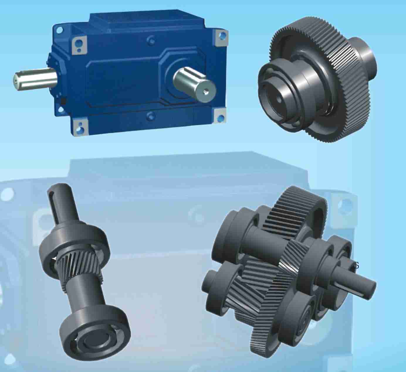 Worm Reducer Worm Gearbox Planetary Gearbox Speed