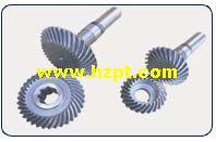 Coppie Coniche (Helical Bevel Gears, Spiralkegelräder, Kegelradgetribe)