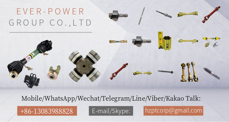 Best  factory  made in China - replacement parts - PTO shaft manufacturer & factory Agricultural   pto shaft cover chains Splined Pto Yoke with ce certificate top quality low price