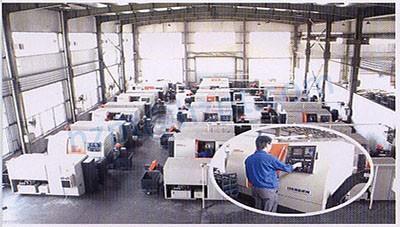 CNC לייד וואָרקשאָפּ